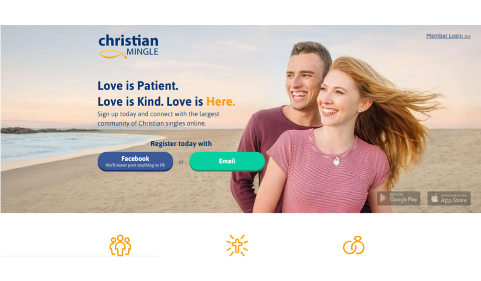 Christian Mingle Unfaked Review ::August 2020:: All That